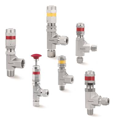 relief valves small