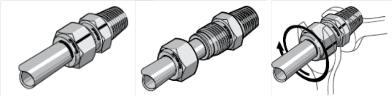 Don't Throw Out Those Swagelok Fittings Upon Disassembly