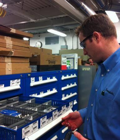 Edmonton Valve Vendor Managed Inventory