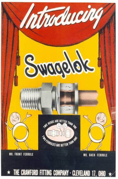 Swagelok Ferrules Ad