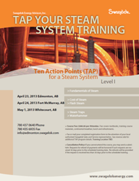 The 10 Key Things to Know About Steam Systems (in 1 Day of Training)