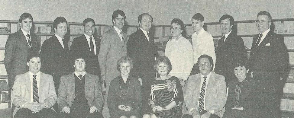 Jim Begg Swagelok 1983