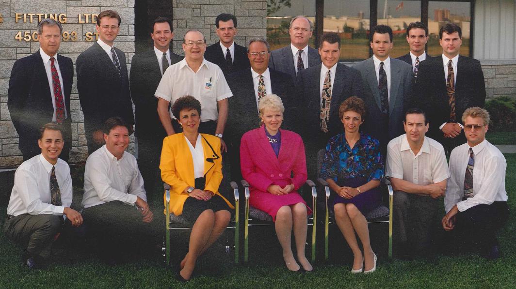Jim Begg Swagelok 1998