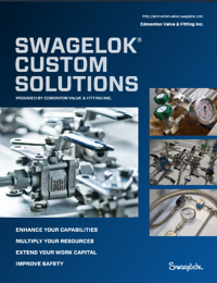 Custom Solutions brochure