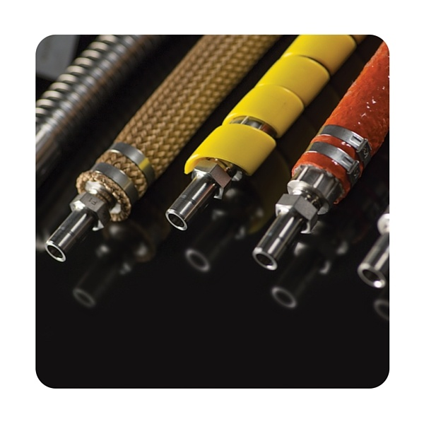 Download Swagelok hose and flexible tubing catalogues