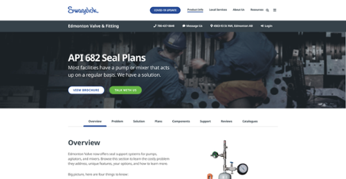 Visit the API 682 Seal Plans section