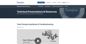 Visit the technical presentations page