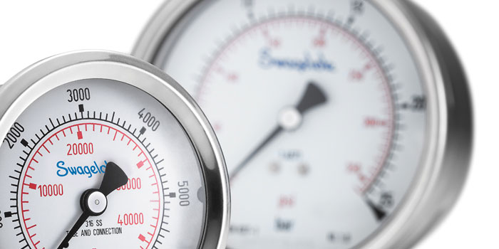 Learn about Swagelok Measurement Devices