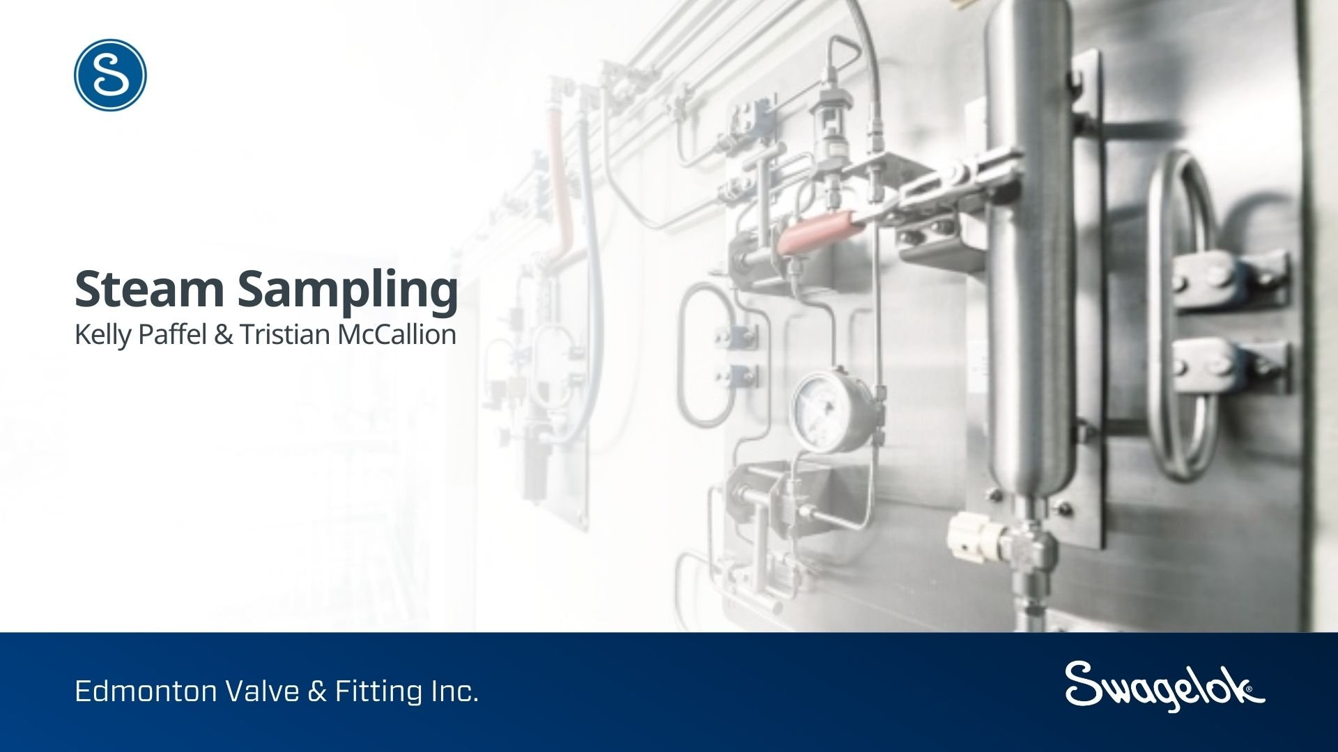 New Technical Briefing: Industrial Steam Sampling Best Practices