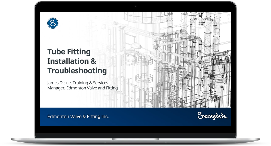New Technical Briefing: Tube Fitting Inspection Best Practices