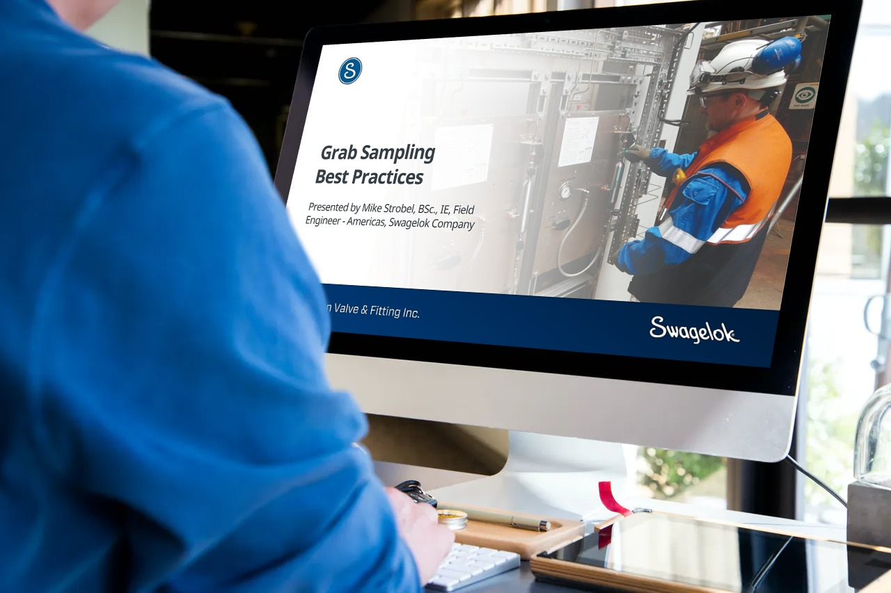New Technical Briefing: Grab Sampling Best Practices with Mike Strobel