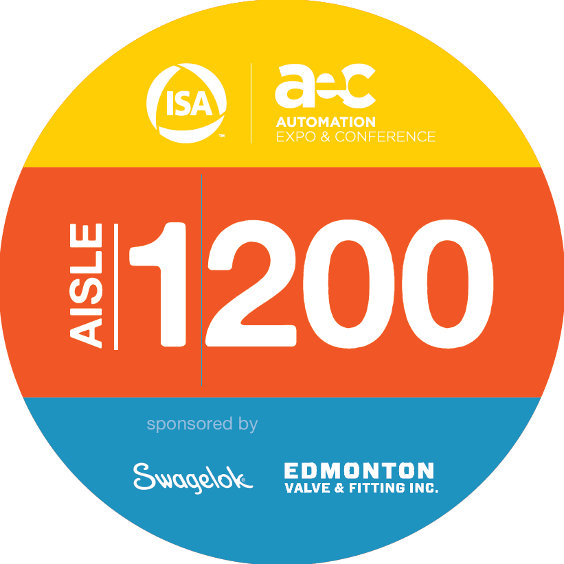 Heading to the 2018 ISA Automation Expo? Edmonton Valve Is Too