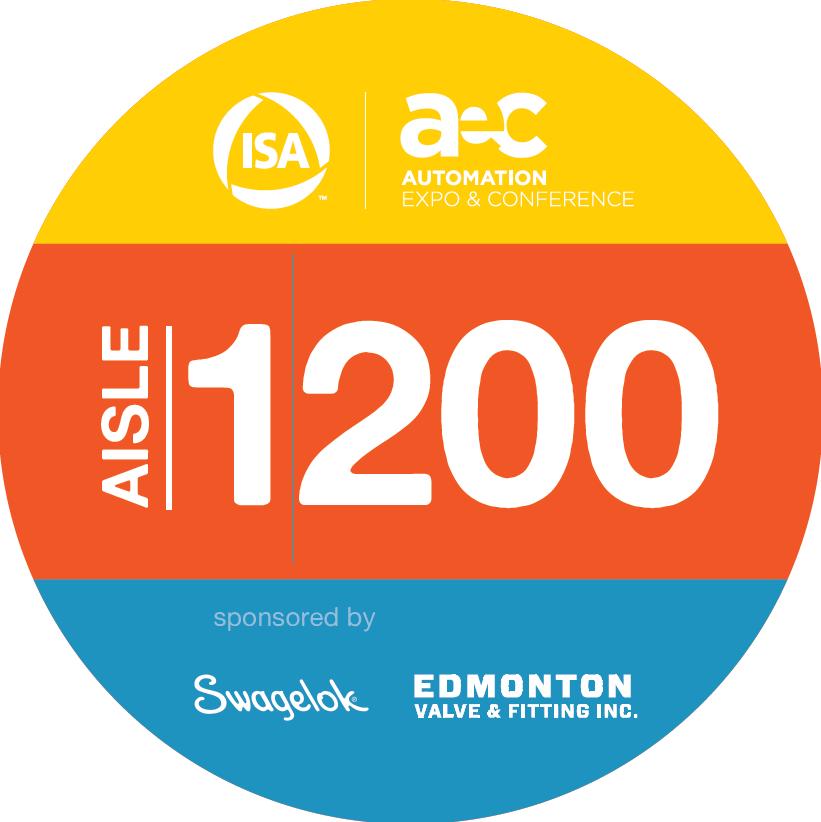 Heading to the 2018 ISA Automation Expo? Edmonton Valve Is Too