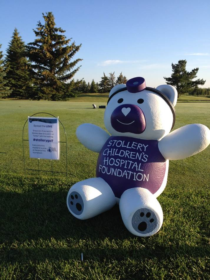 A Great Day for Golf and for Edmonton Philanthropy