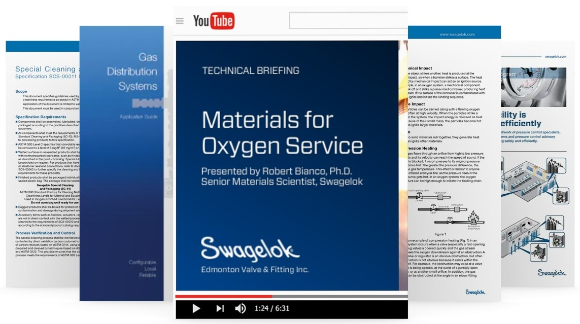 Collection - Materials for Oxygen