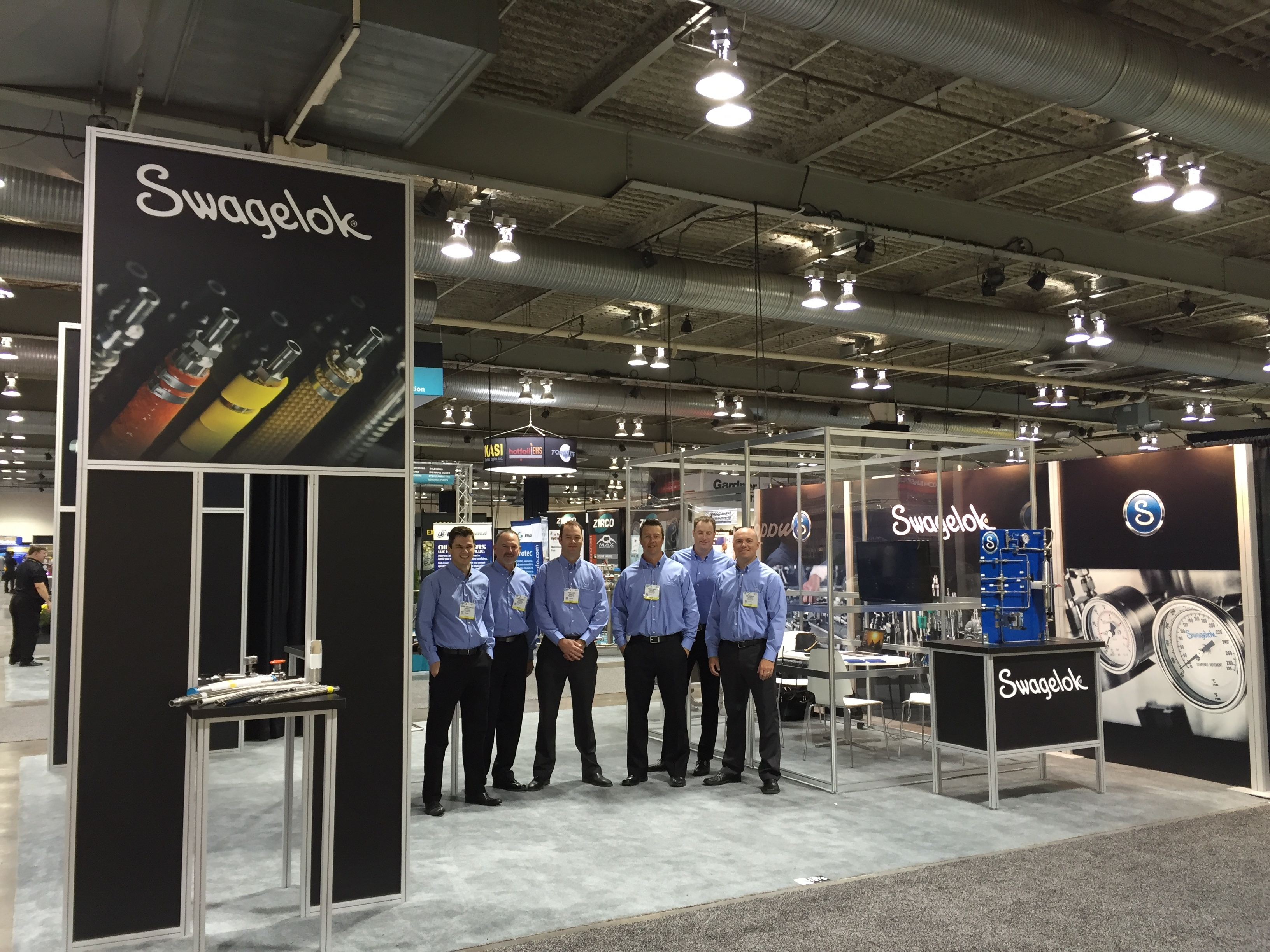 Swagelok at the Global Petroleum Show in Calgary (June 12th-14th)