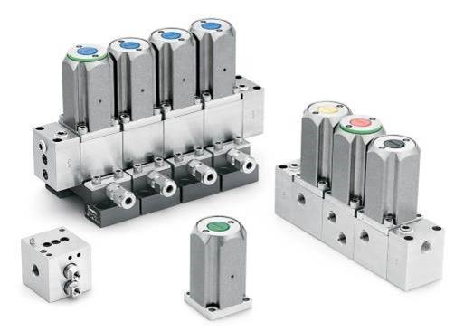 Stream Selection Valves Simplify Process Analyzer Sampling Systems