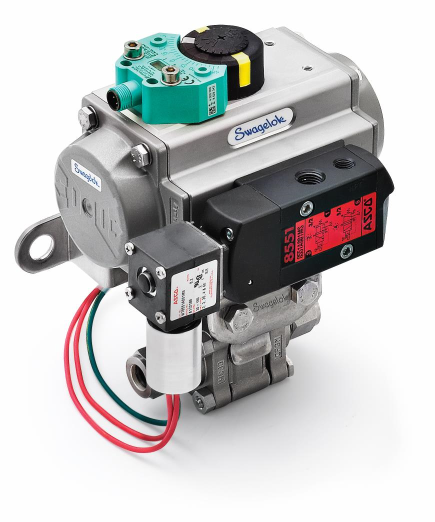Beyond the Basics: Swagelok Ball Valve Actuation Options