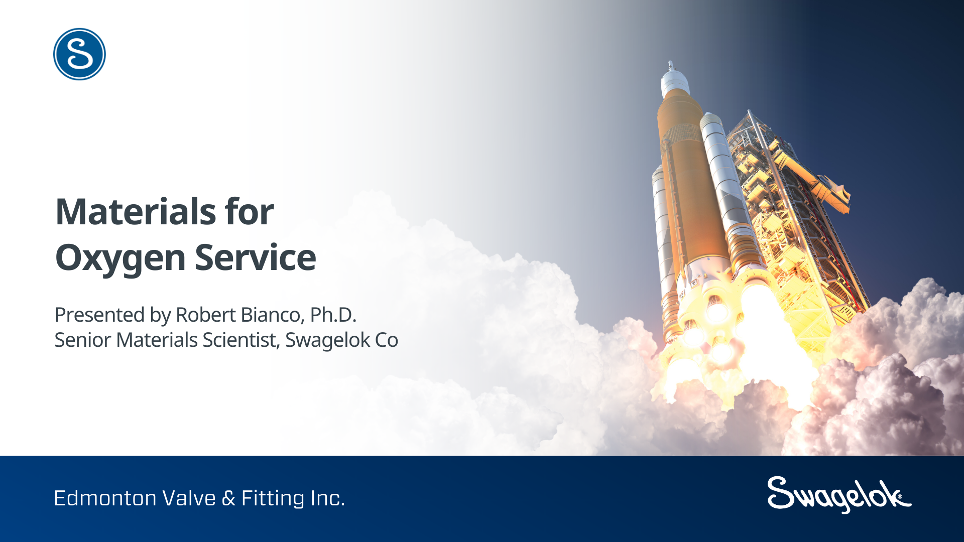 New Technical Briefing: Materials for Oxygen Service (with Ignition Example Photos)