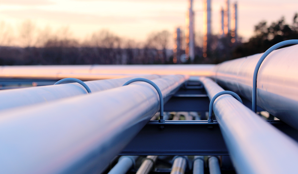 Industrial fluid management systems are used in upstream, midstream, and downstream sectors of oil and gas operations