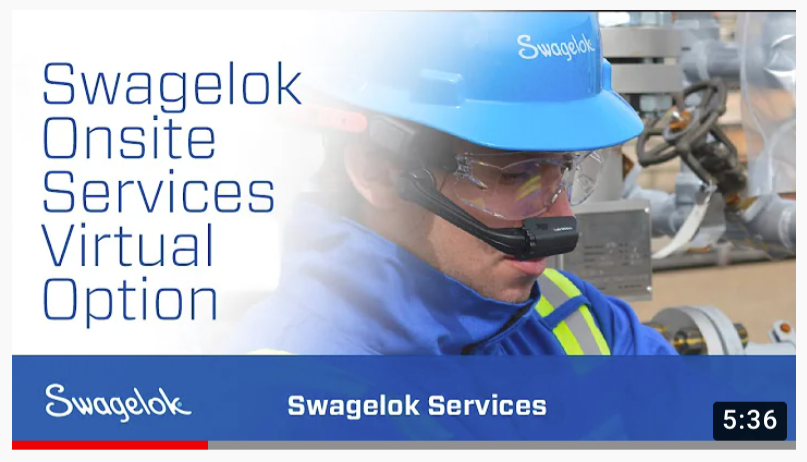 The Power of One Swagelok: Smaller Onsite Footprint, Bigger Customer Value [new video]