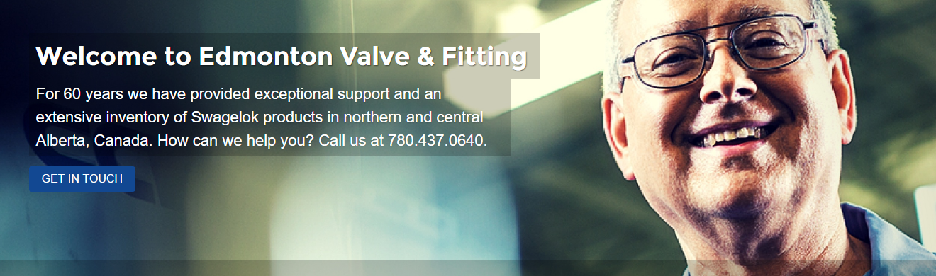 More than Just a Facelift: Our Edmonton Valve Website Is Easier to Use